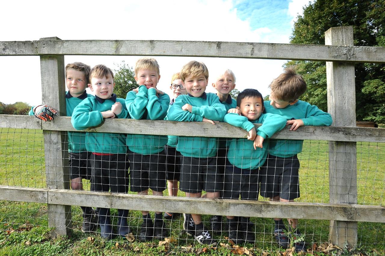 Abingdon Prep pupils