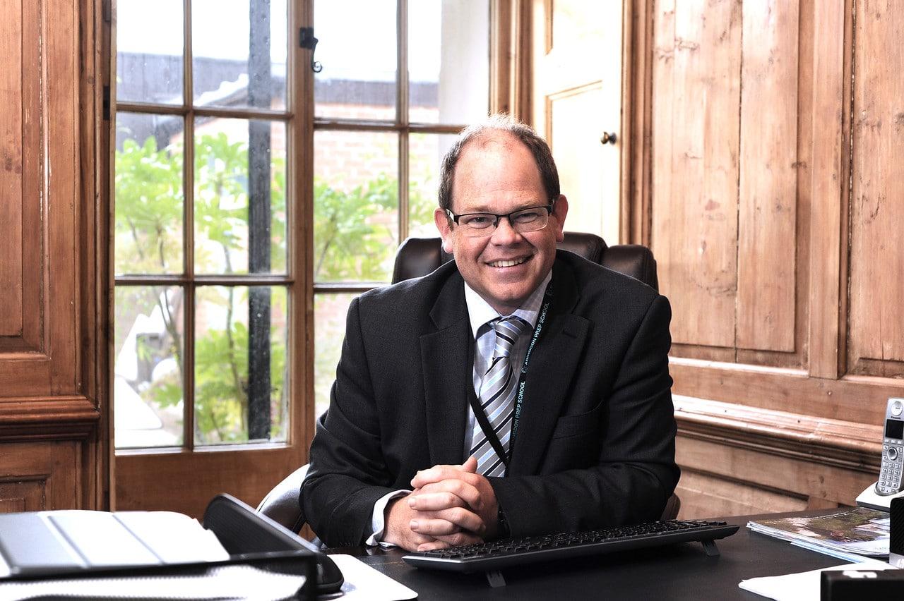 Abingdon Prep Headmaster, Craig Williams