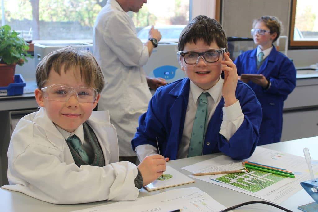 Abingdon Prep science workshop
