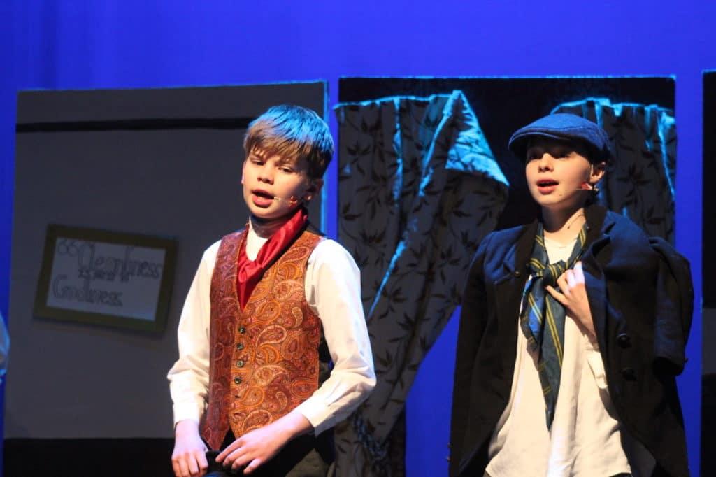 Abingdon Prep drama production