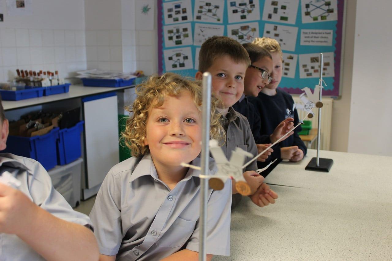 Abingdon Prep science club