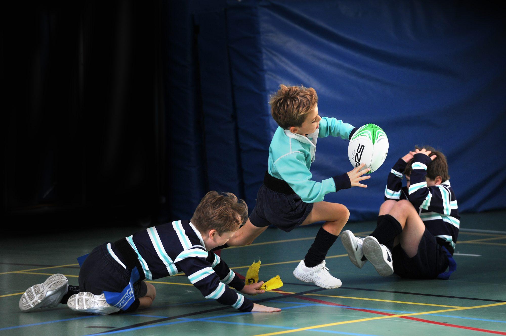 Abingdon Prep School sport