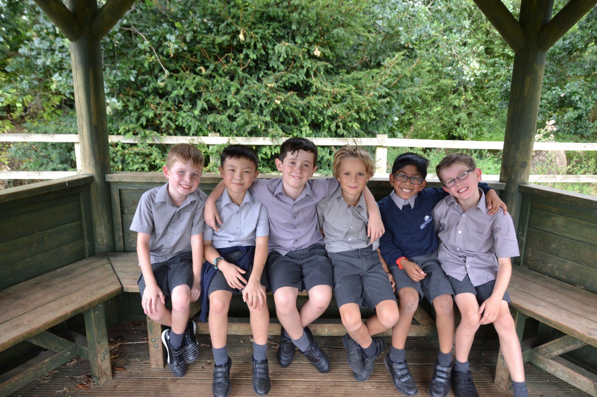 Abingdon Prep School pupils