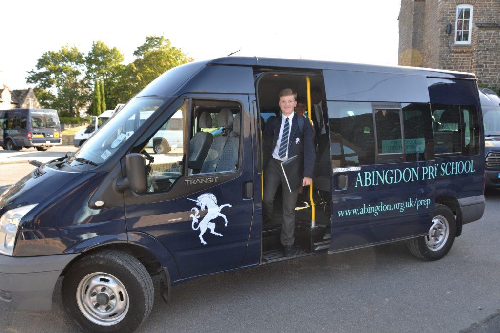 Abingdon Prep bus service