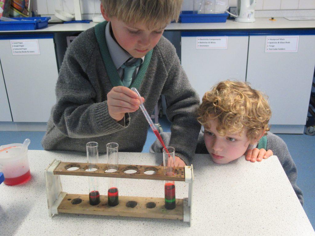 Abingdon Prep science
