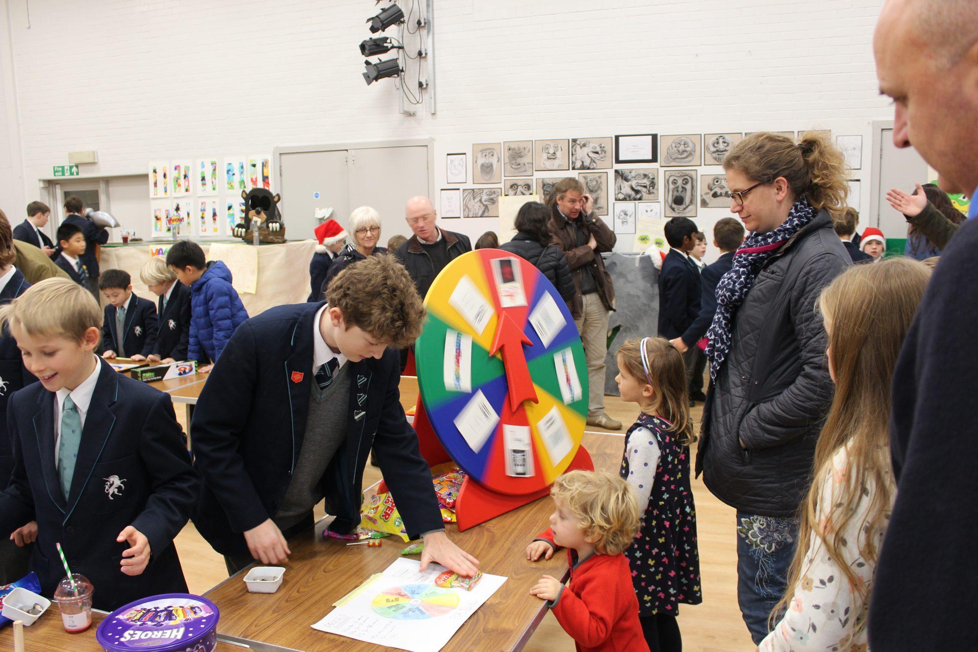 Abingdon Prep School Parents' Association event