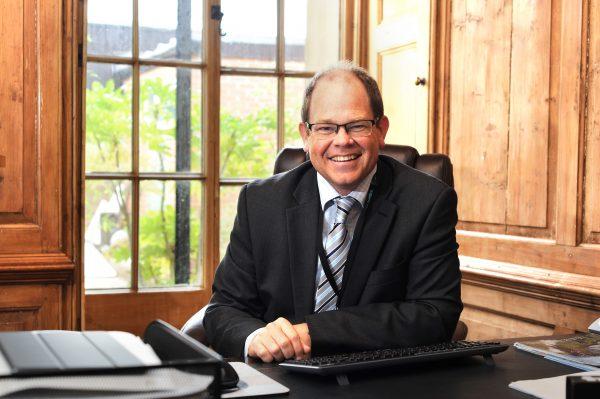 Abingdon Prep Headmaster Craig Williams