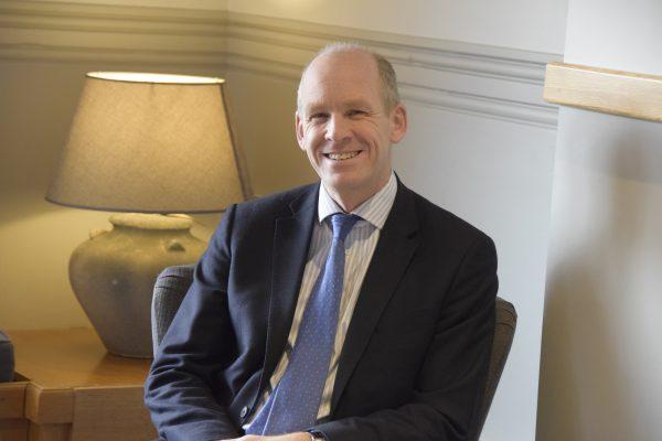 Mike Windsor, Headmaster at Abingdon School