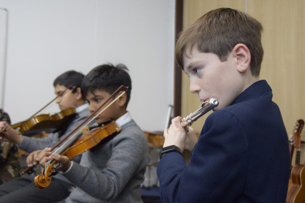 Abingdon Prep music lessons