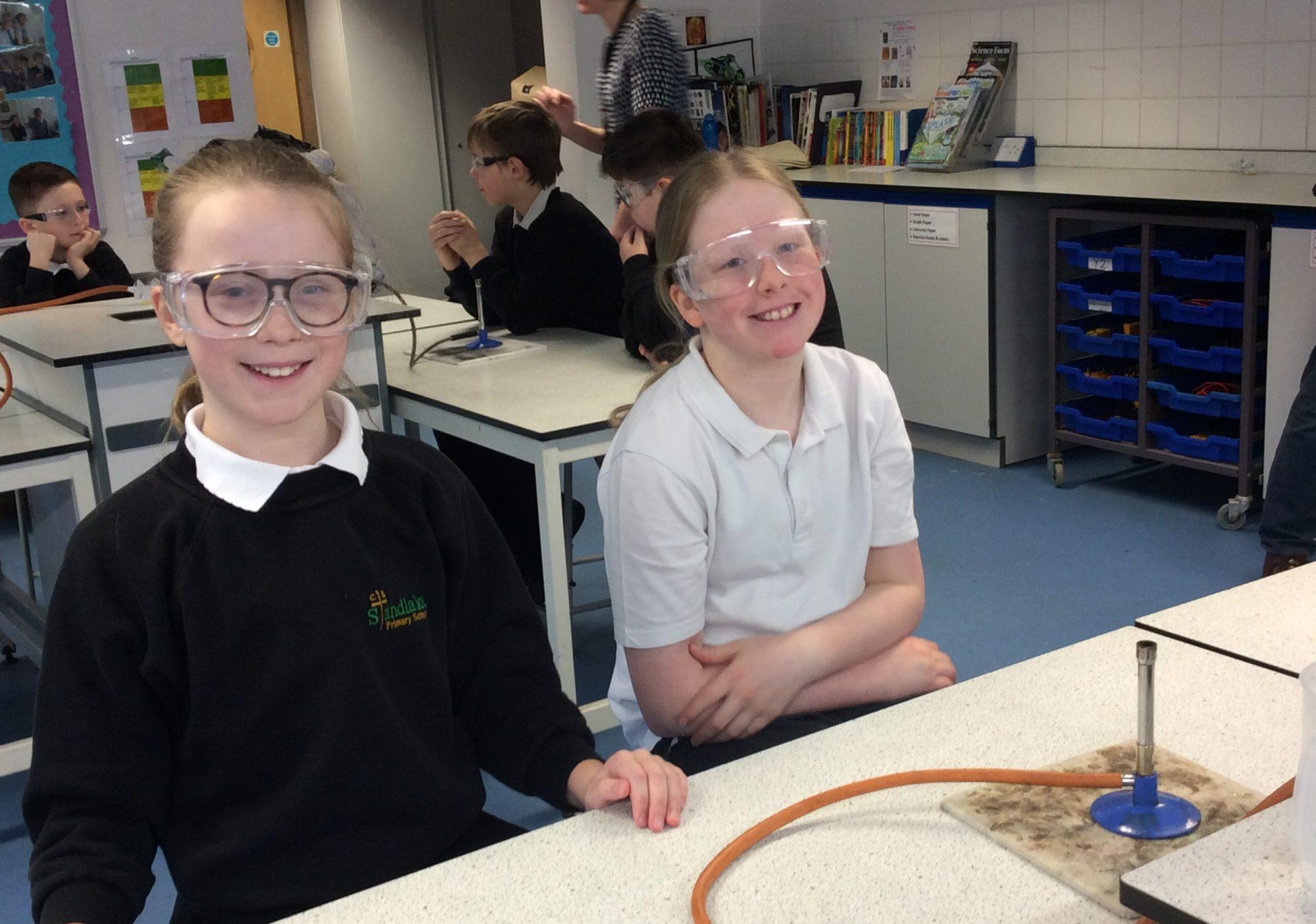 Abingdon Prep in Partnership lesson