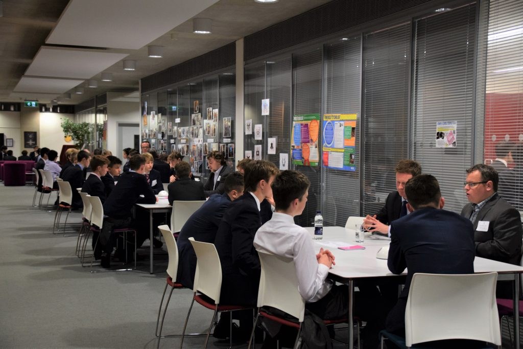 Sixth Form Careers Evening