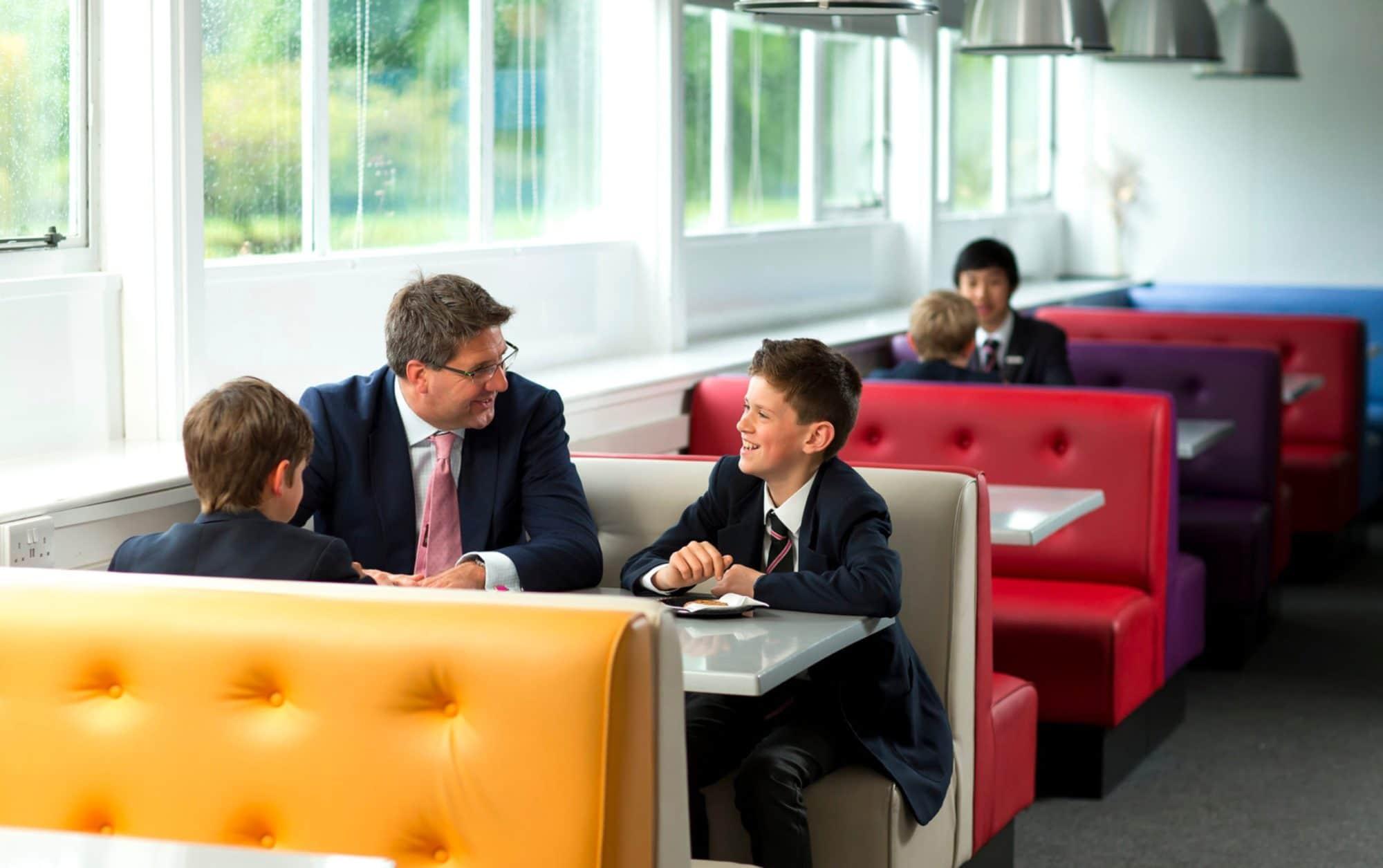Abingdon School pastoral care