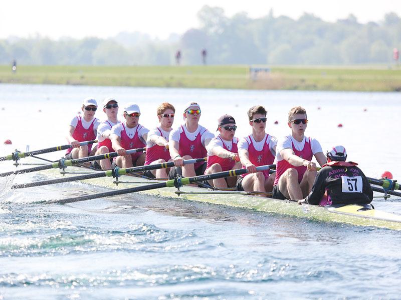 Abingdon School rowing