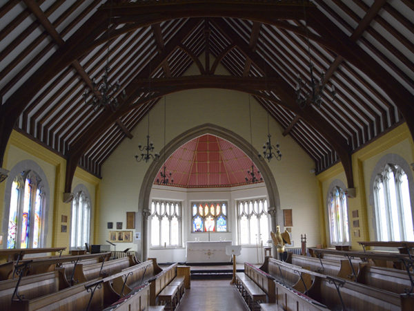 Abingdon School Chapel