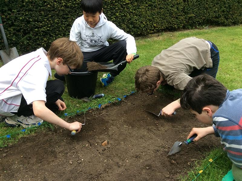 Abingdon School archaeology club