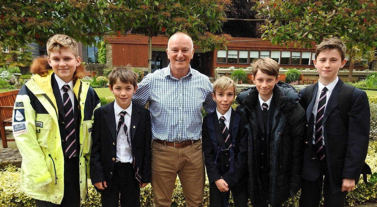 Abingdon School Be More Griffen Programme