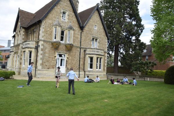 Abingdon School boarding house