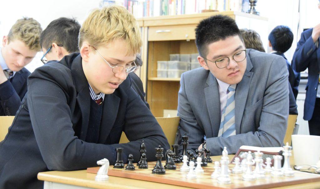 Abingdon School chess club
