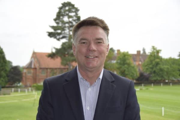 Damian Tracey, Vice-Chair, Abingdon School