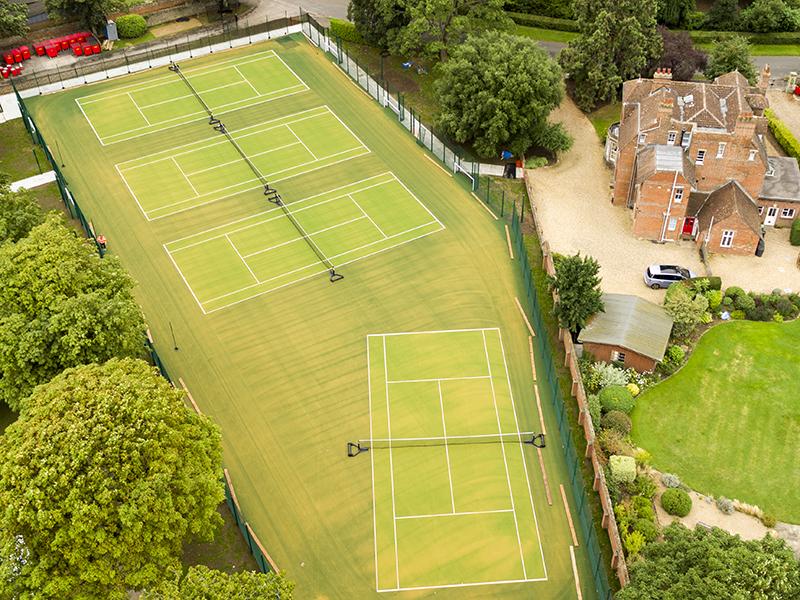 Abingdon School multi use sports area