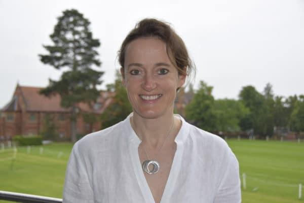 Harriet Woollard, Governor, Abingdon School