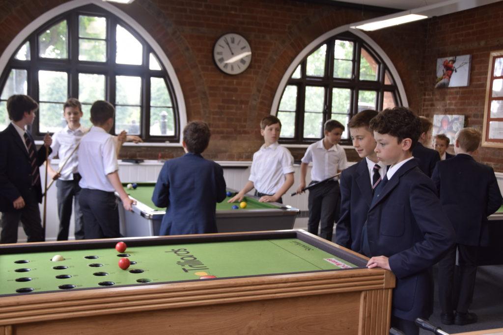 Abingdon School houseroom