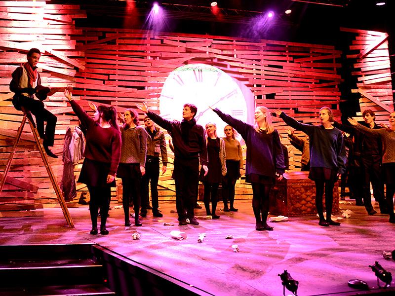 Abingdon School theatre production in Amey Theatre