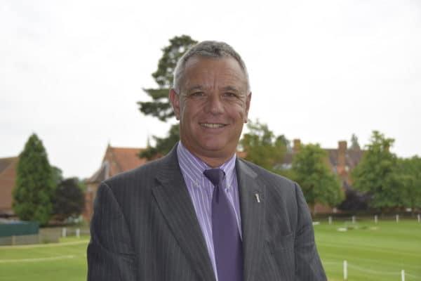Jonathan Carroll, Governor, Abingdon School