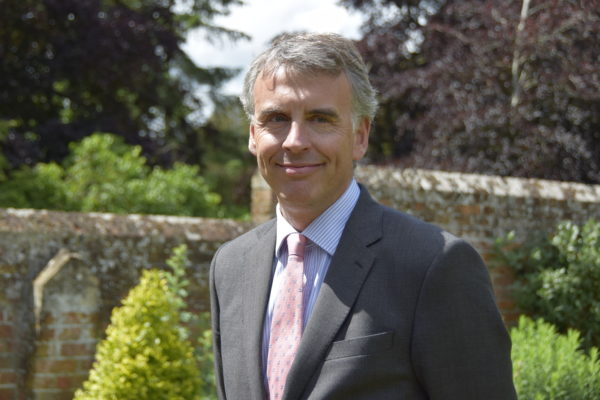 Justin Hodges - Director of Finance and Operations at Abingdon School