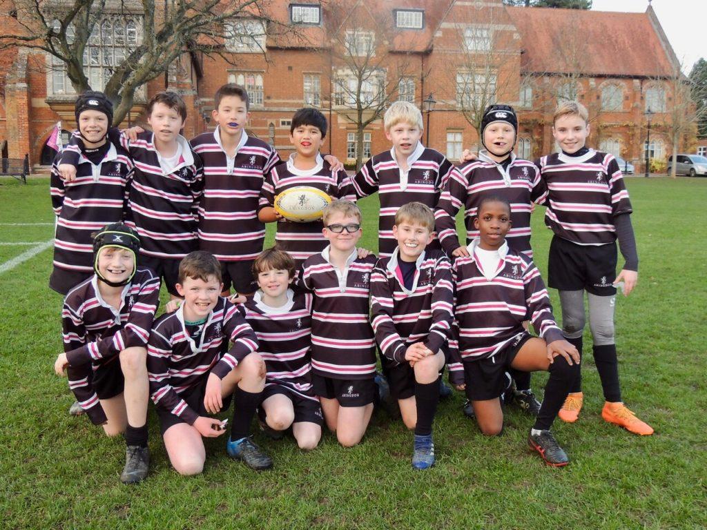 Abingdon School rugby