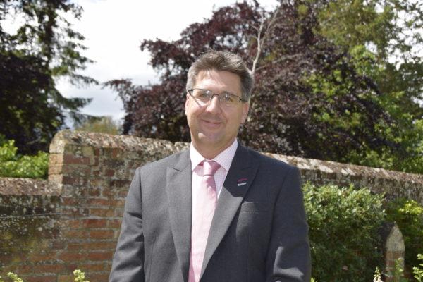 Mark Hindley - Deputy Head (Pastoral) at Abingdon School