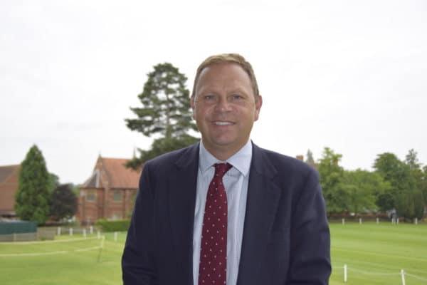 Mark Lascelles, Governor, Abingdon School