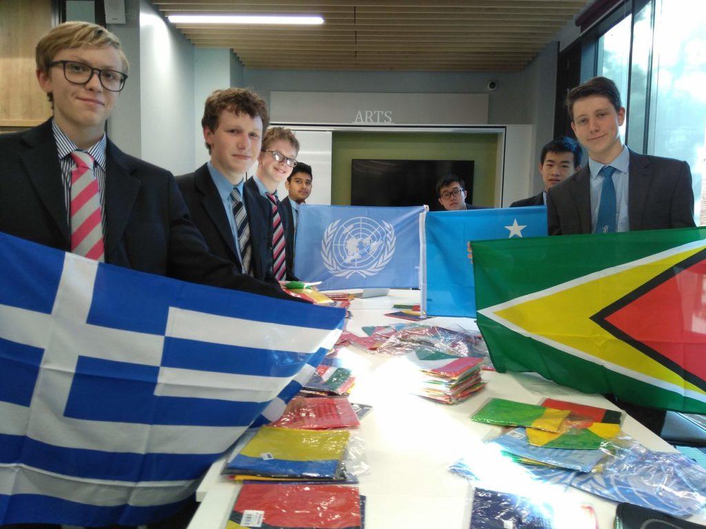 Abingdon School model united nations club