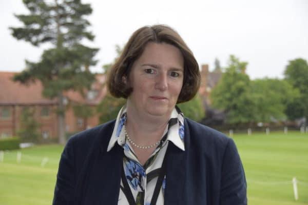 Penny Chapman, Governor, Abingdon School