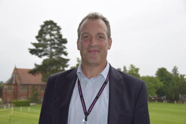 Rob Jardine-Brown, Governor, Abingdon School