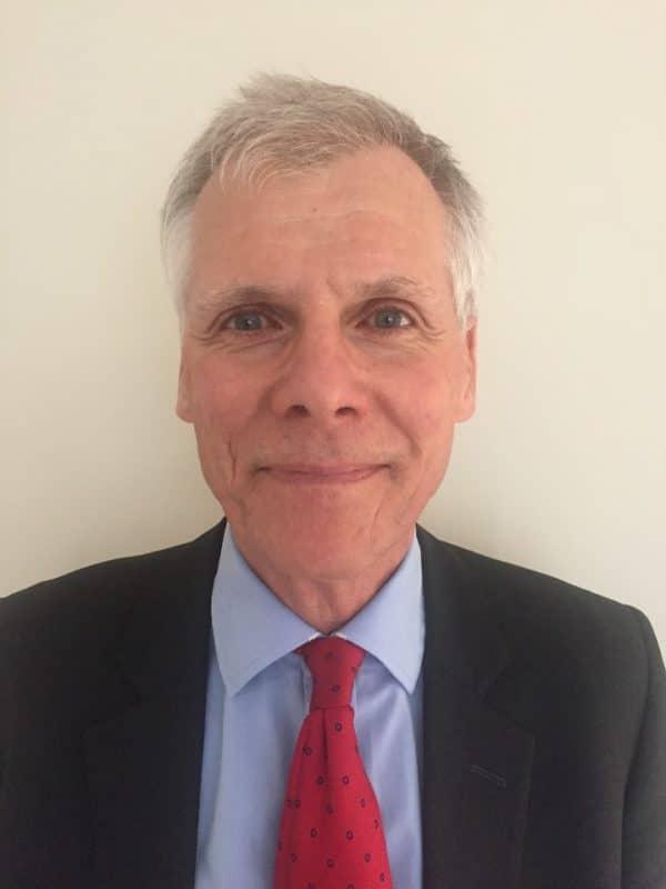 Robbie Barr, Governor, Abingdon School