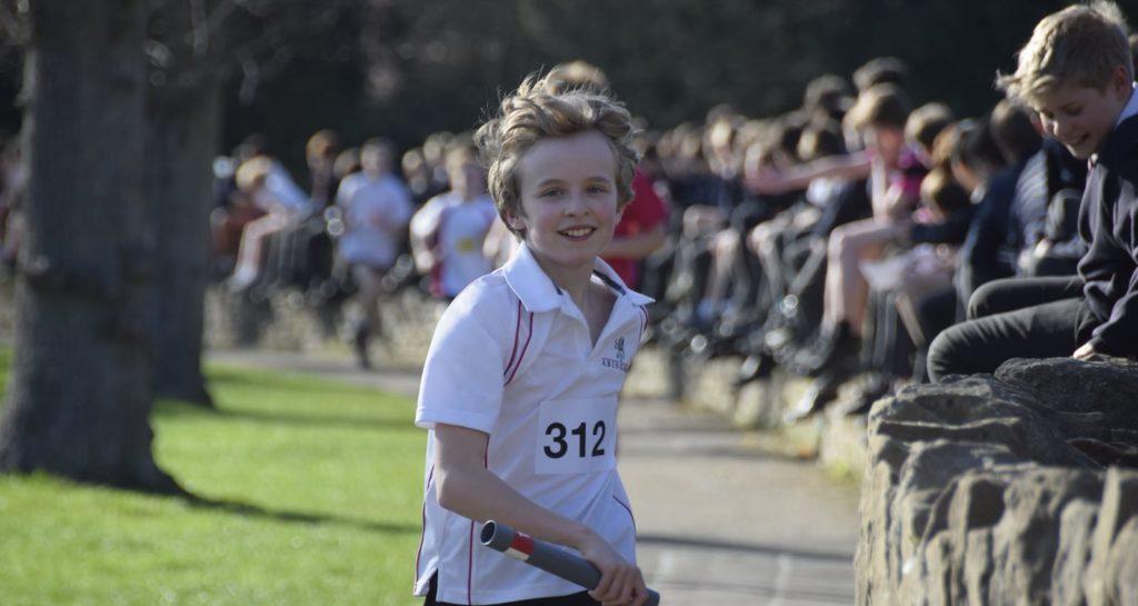 Abingdon School relay