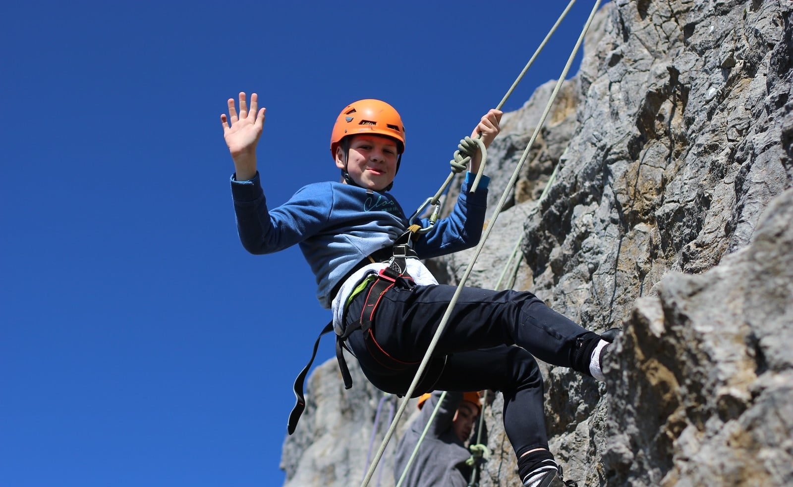Abingdon School adventure trip