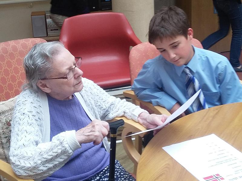 Abingdon School service activities