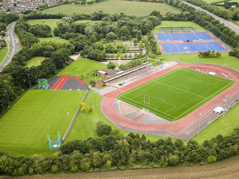 Abingdon School Tilsley Park
