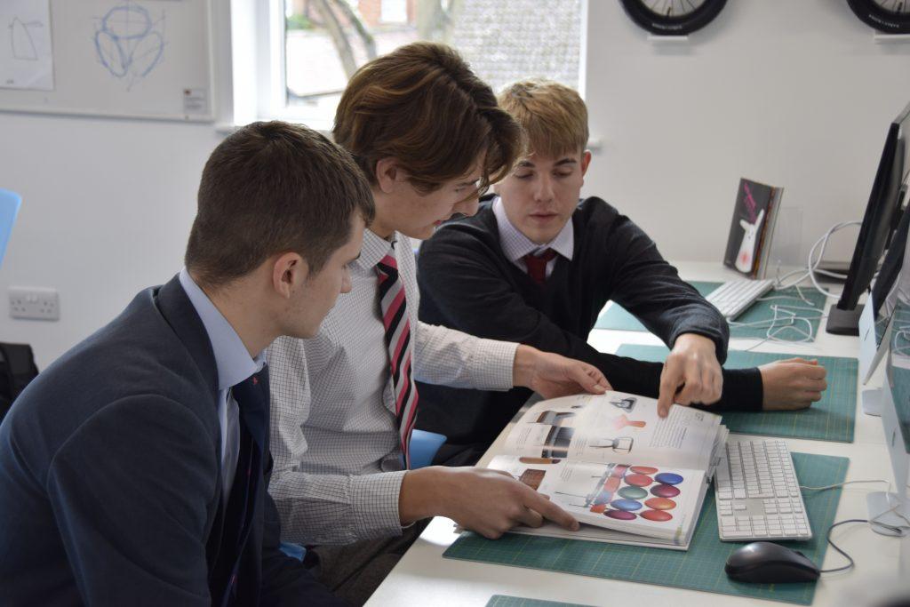 Abingdon School Design & Technology Scholarships