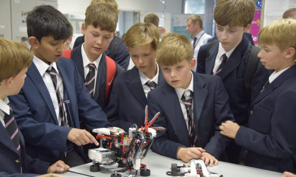 Abingdon School activity