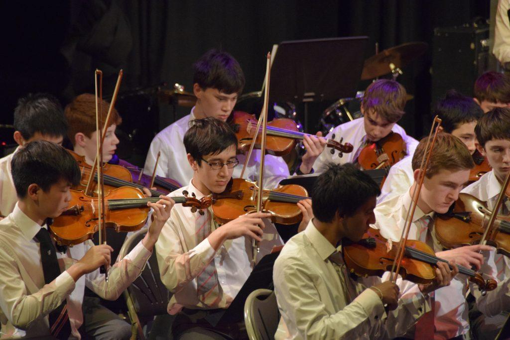 Abingdon School concert
