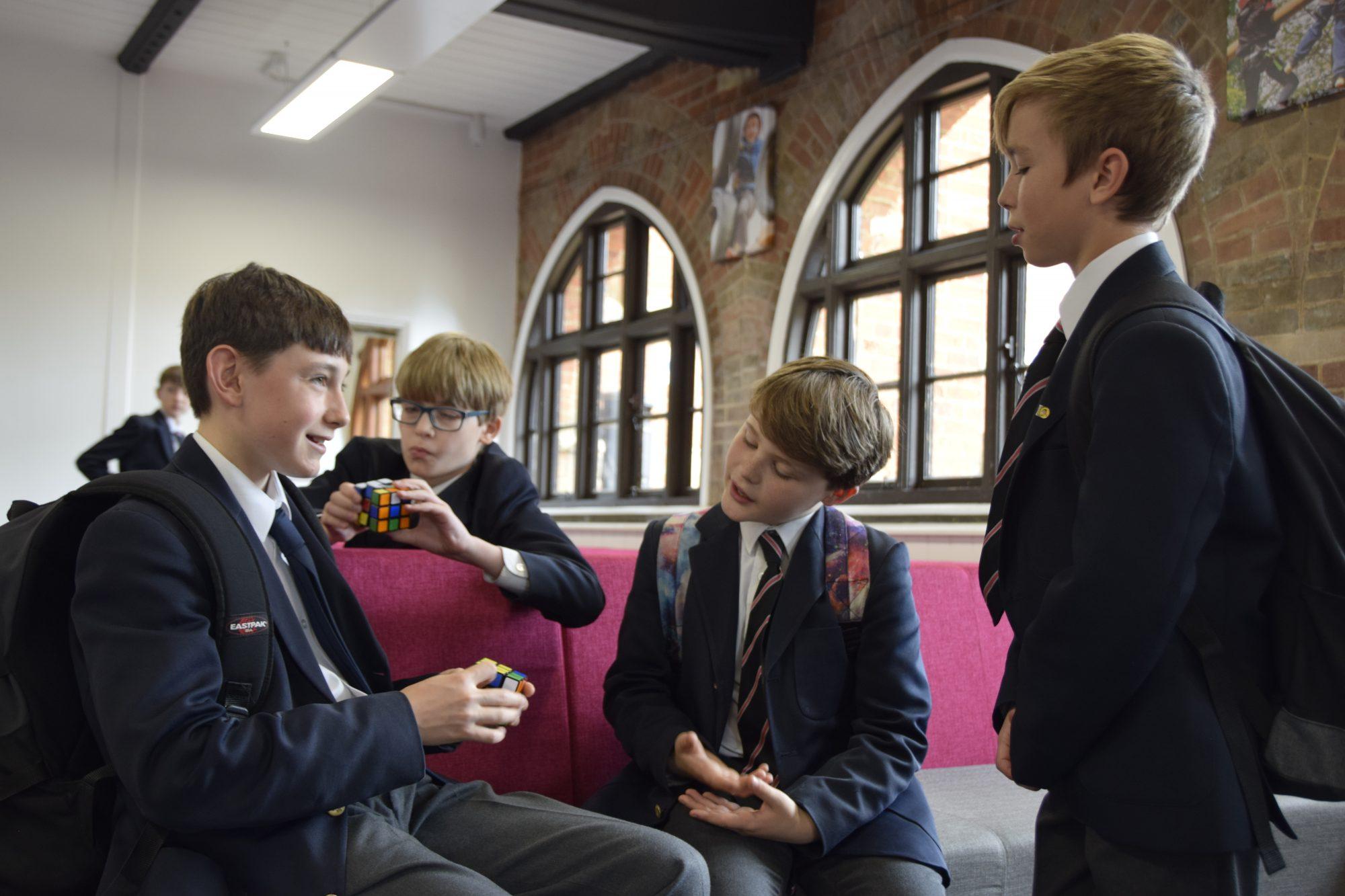 Abingdon School Lower School