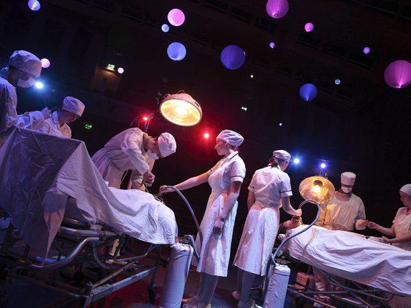 Abingdon School drama production
