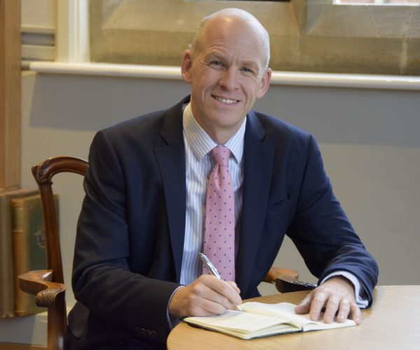 Michael Windsor, Headmaster of Abingdon School