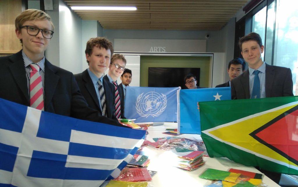Abingdon School model united nations