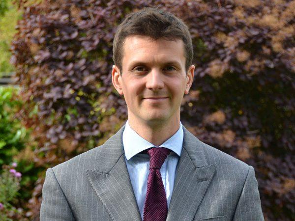 Abingdon School Housemaster: Mr Simon James
