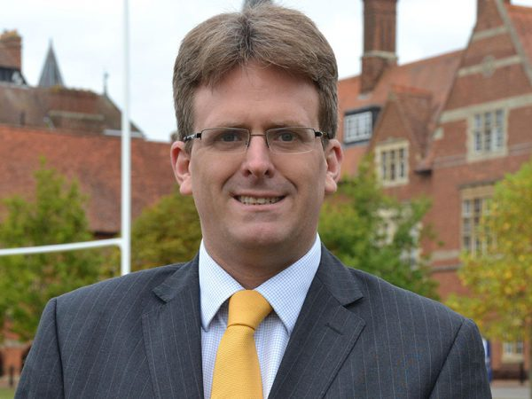 Abingdon School Housemaster: Mr Matthew Kendry