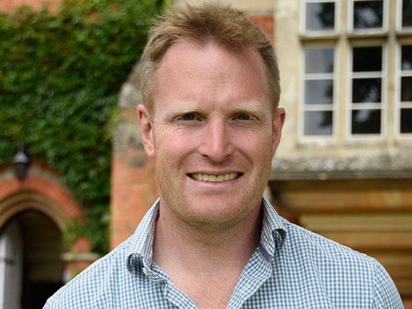Abingdon School Housemaster: Mr Mike Litchfield